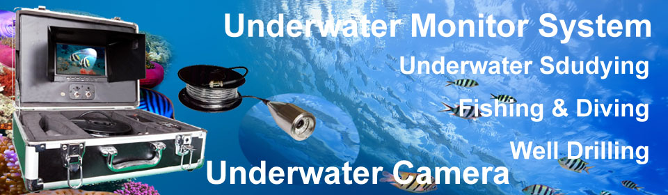 Underwater fishing camera system GOODWILL