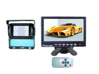 Digital screen Air Interface Car Rearview System